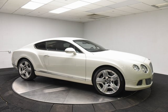 Used Bentley Continental Gt Edison Nj
