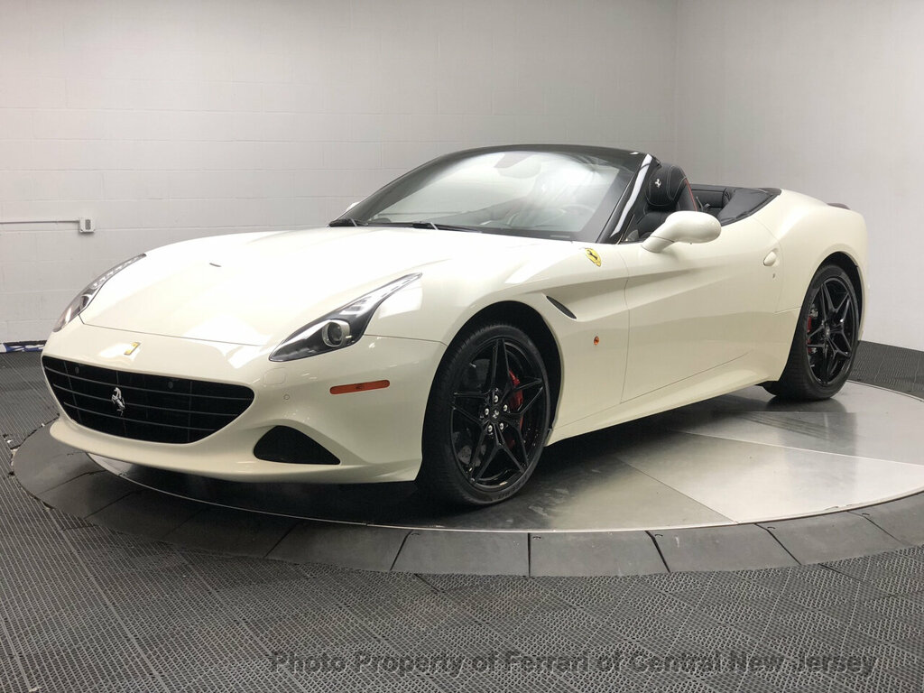 Pre-Owned 2017 Ferrari California T Convertible