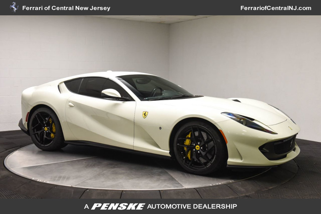 Certified Pre-Owned 2018 Ferrari 812 Superfast Coupe