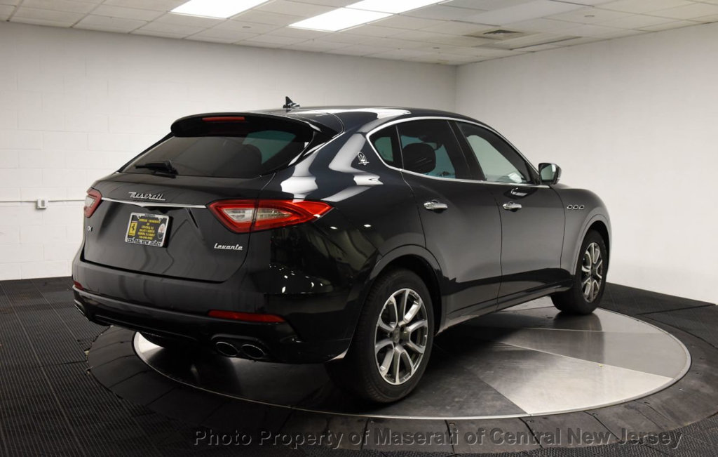 New 2019 Maserati Levante 350HP AWD