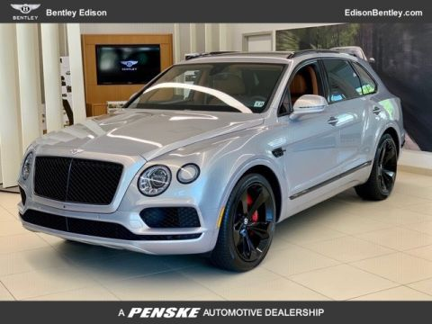Pre-Owned 2019 Bentley Bentayga V8 AWD