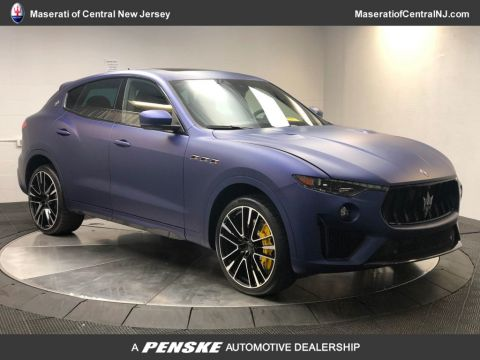 New 2019 Maserati Levante Trofeo Launch Edition #5 of 22